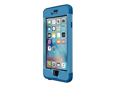 LifeProof 77-52576 nUUd Synthetic Rubber\/Polycarbonate Protective Case for iPhone 6s Plus, Cliff Dive