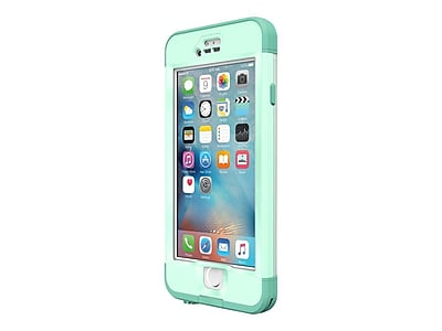 LifeProof 77-52676 nUUd Synthetic Rubber\/Polycarbonate Protective Case for iPhone 6s Plus, Undertow