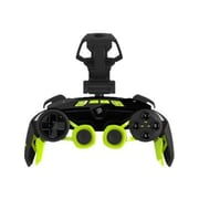 Mad Catz® L.Y.N.X.3 Wireless Mobile Wireless Controller for Android and Windows, Bluetooth, Black/Green