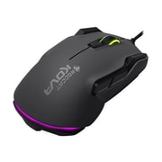 Roccat™ Kova ROC-11-502-AM USB 2.0 Wired Optical Pure Performance Gaming Mouse, Gray