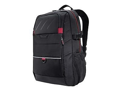 Targus Black/Silver 15.6 Gamer Backpack (ONB523US)
