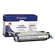 Verbatim® 96755 Yellow 7500 Pages Yield Remanufactured Toner Cartridge for HP LaserJet 4005 Series Laser Printer