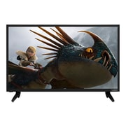 "VIZIO D-Series D24-D1 24"" 1080p LED LCD Smart TV, Black"