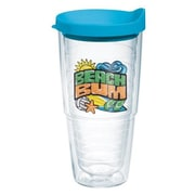 Tervis Tumbler Sun and Surf Beach Bum Shimmer 24 Oz. Tumbler with Lid