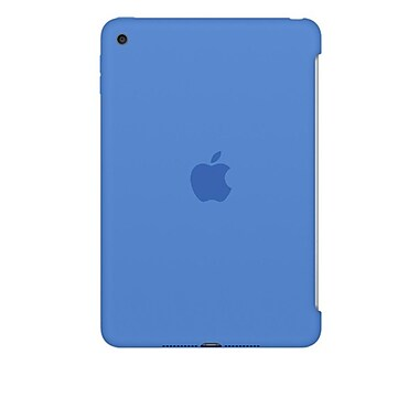 Apple iPad mini 4 Silicone Case, Royal Blue, (MM3M2ZM/A)