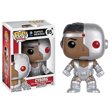 Funko Pop! Héros : Cyborg