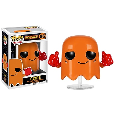Funko Pop! Jeux : Pac-Man – Clyde