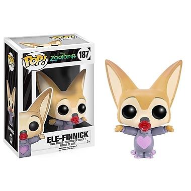 Funko Pop! Disney: Zootopia - Ele-Finnick