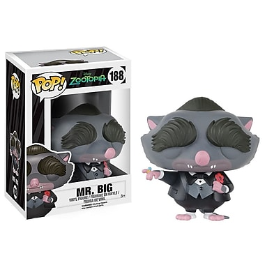 Funko Pop! Disney: Zootopia - Mr. Big