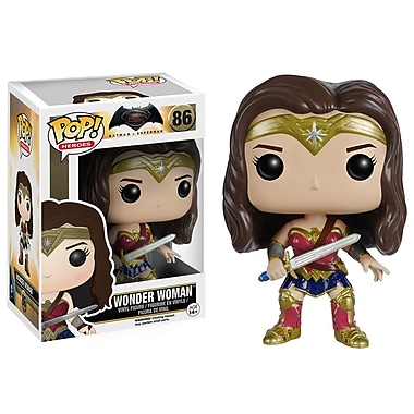 Funko Pop! Heroes: Batman VS Superman - Wonder Woman
