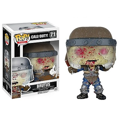 Funko Pop! Games: Call of Duty - Brutus