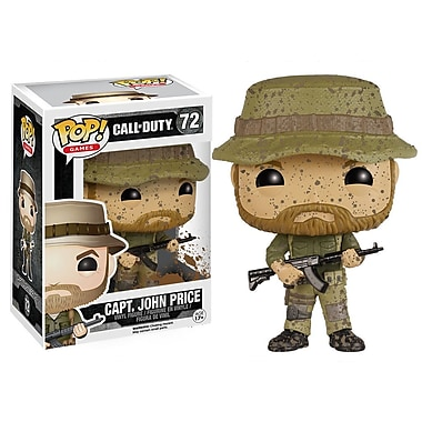 Funko Pop! Jeux : Call of Duty – Price