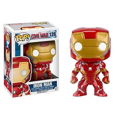 Funko Pop! Marvel : Capitaine America 3 – Iron Man
