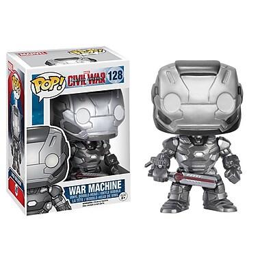 Funko Pop! Marvel : Capitaine America 3 – War Machine