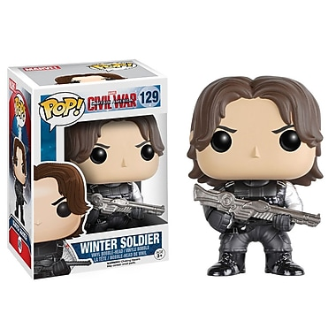 Funko Pop! Marvel: Captain America 3 - Winter Soldier