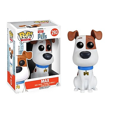 Funko Pop! Movies: The Secret Life of Pets - Max