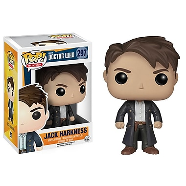 Funko Pop! TV: Doctor Who - Jack Harkness