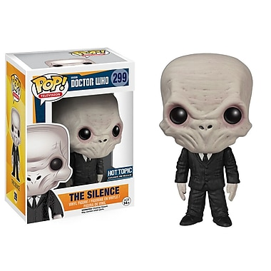 Funko Pop! TV: Doctor Who - The Silence