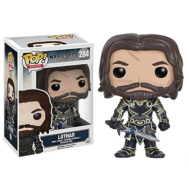FUNKO Pop! Films : Warcraft.