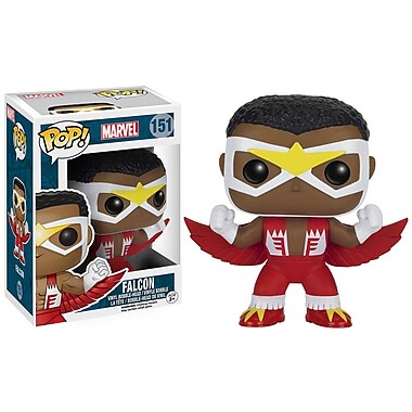 Funko Pop! Marvel: Falcon (Classic)