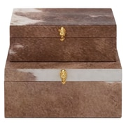 Woodland Imports 2 Piece Box Set