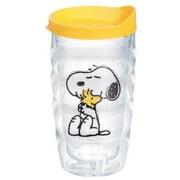 Tervis Tumbler Peanuts Snoopy Woodstock 10 Oz. Wavy Tumbler; Yes / Yellow