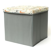 Tricoastal Design Hey, Baby! Collapsible Storage Ottoman