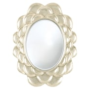 Selections by Chaumont Petals Oval Wall Mirror