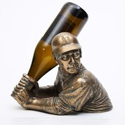 Evergreen Enterprises, Inc Oakland A's Bam Vino Bottle Holder