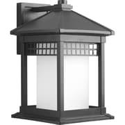 Progress Lighting Merit 1 Light Light Wall Lantern; 15.75'' H x 10'' W x 11.37'' D