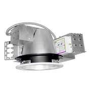 Royal Pacific Fluorescent 8'' Recessed Housing