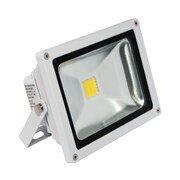 American Lighting LLC Panorama PRO 201 1 Light Flood Light; White