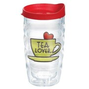 Tervis Tumbler Eat Drink Be Merry Tea Lover 10 Oz. Wavy Tumbler; Yes