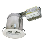 Royal Pacific IC Line Voltage Compact Fluorescent Remodel 6'' Recessed Housing; 13 W
