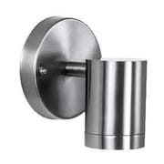 Acclaim Lighting 1 Light Outdoor Sconce; Stainless Steel