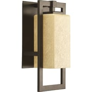 Progress Lighting Jack 1 Light Outdoor Sconce in Antique Bronze
