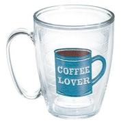 Tervis Tumbler Eat Drink Be Merry I Love Coffee Mug; No