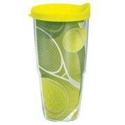 Tervis Tumbler Game On Tennis Balls Tumbler w/ Lid; 24 oz.