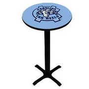 Wave 7 NCAA Pub Table; North Carolina - Light Blue