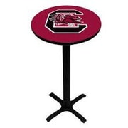 Wave 7 NCAA Pub Table; South Carolina - Red
