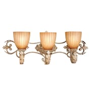 Vaxcel Empire 3-Light Vanity Light