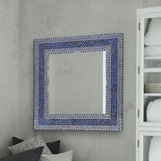Ren-Wil Tangier Framed Square Mirror