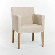 Zentique Inc. Avignon Slipcover Arm Chair