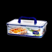Lock & Lock 8.8-Cup Rectangular Food Container with Handle