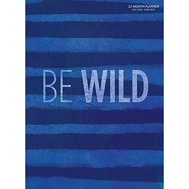TF Publishing 2017 Academic Year Be Wild Simplicity Planner