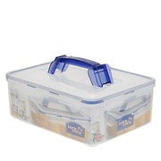 Lock & Lock 20-Cup Rectangular Container with Tray and Handle