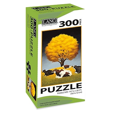 LANG Jigsaw Puzzle, 300-Piece Sets