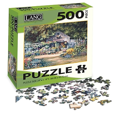 LANG American Dream Jigsaw Puzzle, 500 Pieces, (5039103)