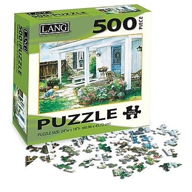 LANG Jigsaw Puzzle, 500-Piece Sets