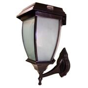 Goes Green Network 10-Light LED Wall Lantern